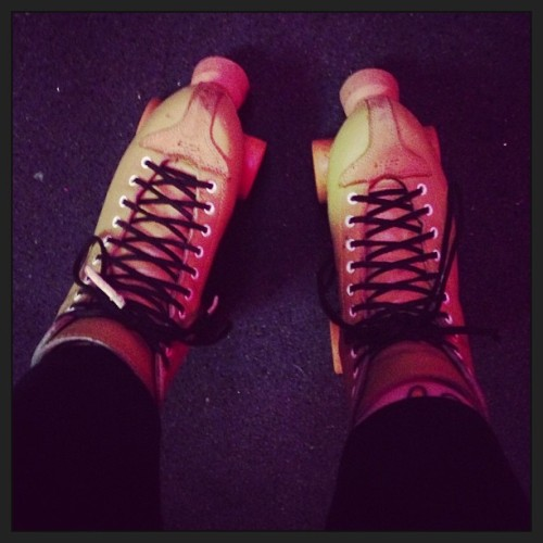 These skates never change